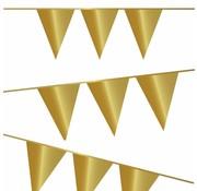 Haza Original Vlaggenlijn goud 10 meter