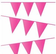 Folat Vlaggenlijn Pink 10 meter