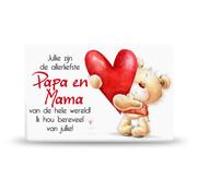 """Miko Magneet """"Papa & Mama"""""""