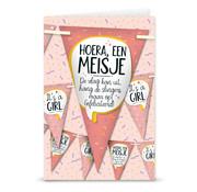"""Miko Feestvlaggen """"Meisje"""""""