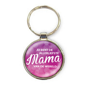 "Miko Luxe sleutelhanger ""mama"""