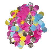 Joni's Winkel Ballon confetti carnaval 20 gram