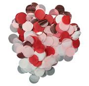 Joni's Winkel Ballon confetti love 20 gram