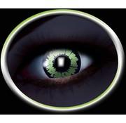 PartyXclusive UV Green Animal Lenzen 1 paar (12 maanden)