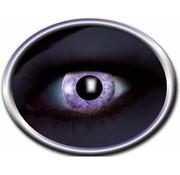 PartyXclusive UV Diamond Violet Lenzen 1 paar (12 maanden)