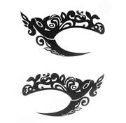 Joni's Winkel Tijdelijke oog Tatto 1