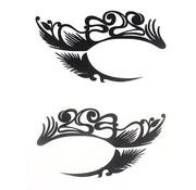 Joni's Winkel Tijdelijke oog Tatto 4