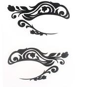Joni's Winkel Tijdelijke oog Tatto 5