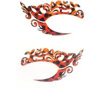 Joni's Winkel Tijdelijke oog Tatto 6