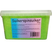 Joni's Winkel Suikerspinsuiker Kiwi 1,5 kg
