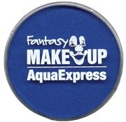 Fantasy Make-up Fantasie make up Schmink Blauw 15 gr