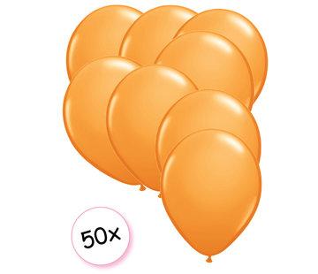 Joni's Winkel Ballonnen Oranje 50 stuks 27 cm