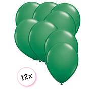 Joni's Winkel Ballonnen Groen 12 stuks 27 cm