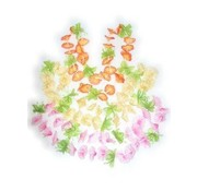 PartyXplosion Hawaii bloemslinger bont