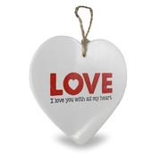 """Miko Hartje voor jou """"Love"""""""