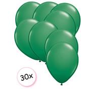 Joni's Winkel Ballonnen Groen 30 stuks 27 cm