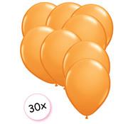Joni's Winkel Ballonnen Oranje 30 stuks 27 cm