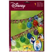 Disney Disney's prinsessen Happy birthday set