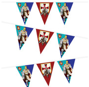 Haza Original Vlaggenlijn Ridder 6 meter