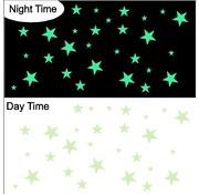 Joni's Glow-Shop Glow-in-the-Dark sterren 100x