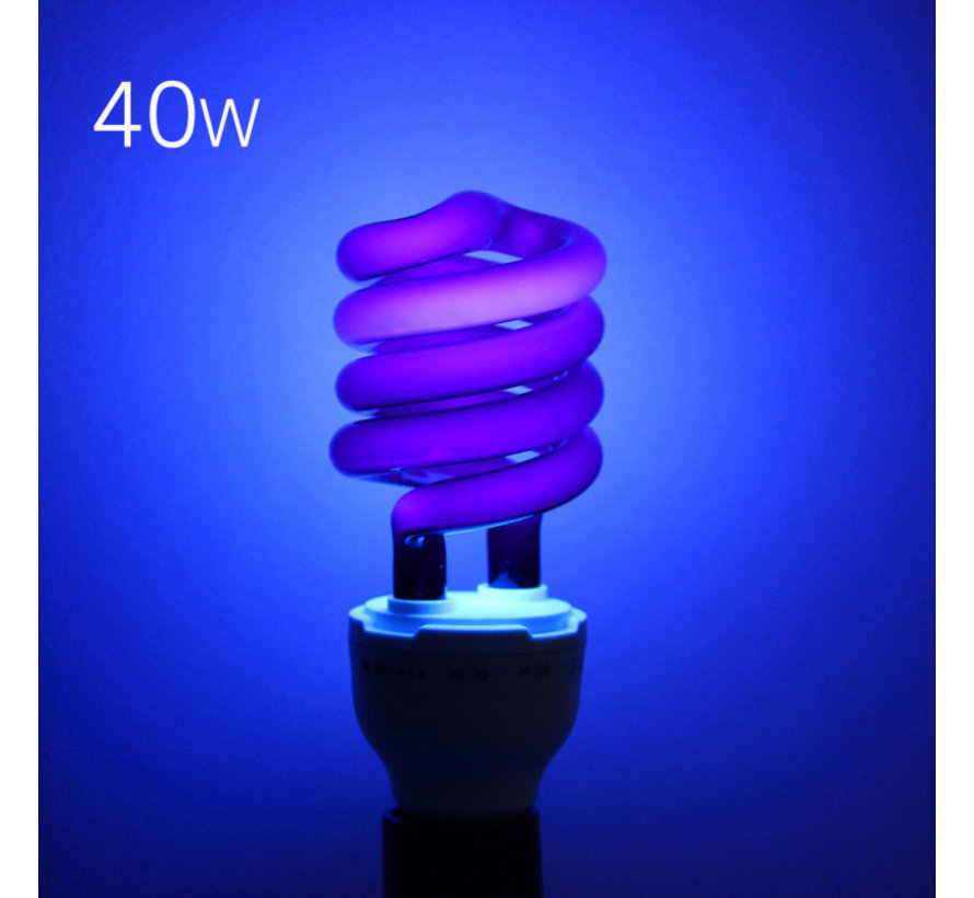 Blacklight lamp 40 watt