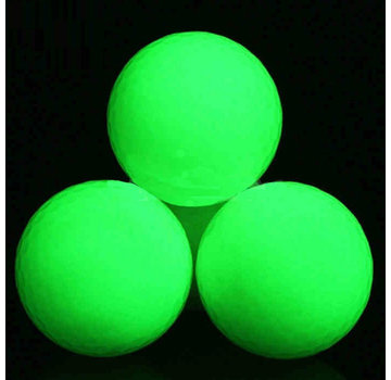 Joni's Glow-Shop Glow-in-the-Dark Golf ball 3st