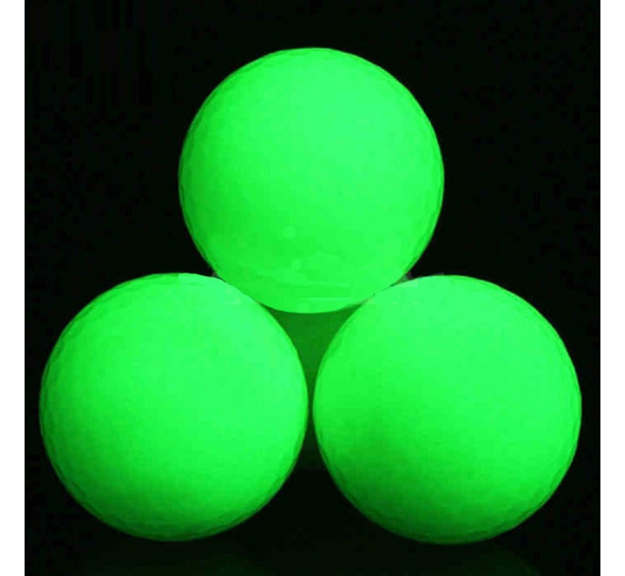 Glow-in-the-Dark Golf ball 3st