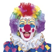 PartyXplosion Schuimneus Clown rood