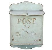 Joni's Winkel Nostalgische brievenbus antique groen