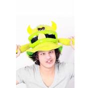 Monster hoed groen