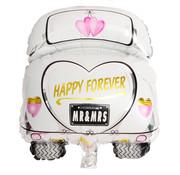 Joni's Winkel Folieballon Happy forever 39x50 cm