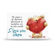 "Miko Magneet ""I Love Papa"""