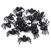 Joni's Winkel Plastic Spinnen 50 stuks