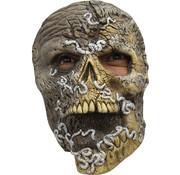 Ghoulish productions Masker Worms voor volwassenen