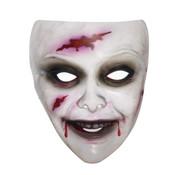 Folat Zombie  masker vrouw