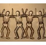 slinger skelet 6 meter