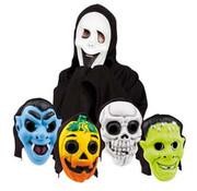 Boland Kinder masker pompoen foam