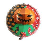 Joni's Winkel Folieballon Pumpkinman 45x45 cm