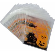 Joni's Halloween Shop Snoepzakjes Happy halloween Trick or treat 25 stuks