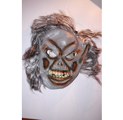 PartyXplosion Masker Griezel Grijs