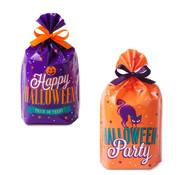 Joni's Winkel PartyBags Halloween Paars/Oranje 10 stuks