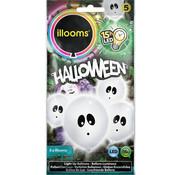 Illooms Illooms halloween spook 23 cm 5 stuks