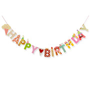 Joni's Winkel Slinger Happy Birthday Party 2,8 meter