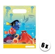 Disney Feestzakjes Disney's Finding Dory 6 x 6 stuks