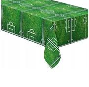 Kokliko Tafelkleed voetbal veld 180x120 cm