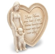 "Miko Arts in Stone Memories ""Lieve mama"""