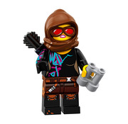 Lego LEGO® Minifigures The lego movie 2 - Gevechtklare Lucy  2/20 - 71023