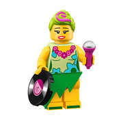 Lego LEGO® Minifigures The lego movie 2 - Hula Lula  7/20 - 71023