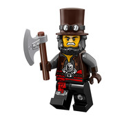 Lego LEGO® Minifigures The lego movie 2 - Apocalypsstad Abe 13/20 - 71023