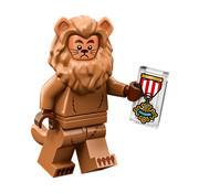 Lego LEGO® Minifigures The lego movie 2 - Laffe Leeuw 17/20 - 71023